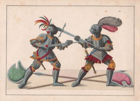 half-swording