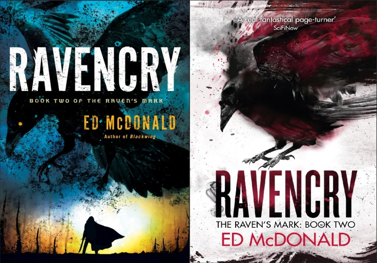 Ravencry covers