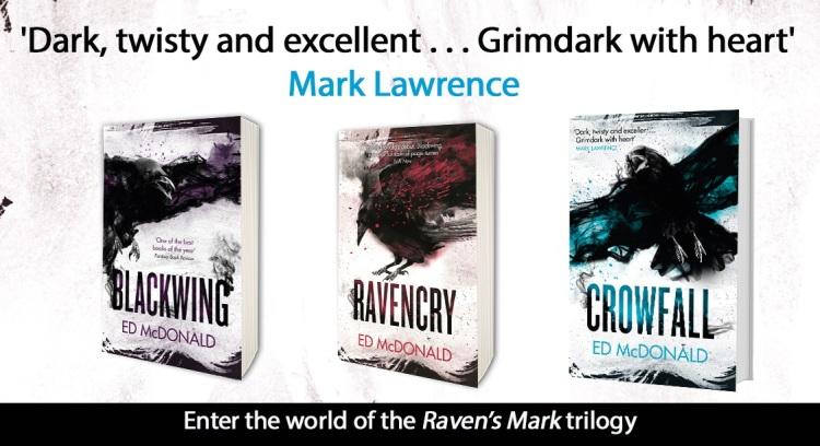 ravensmark trilogy